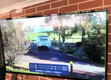 CCTV Drive way