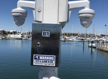 Multi boat cameras